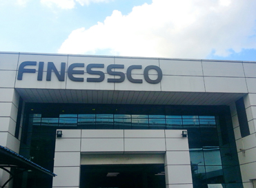 Finessco Office Building Warehouse